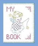 AB7198 My Book Angel Animal