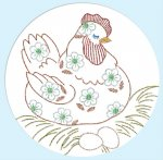 SP115 Gay Chicken Motifs