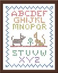 V9008A Beginner Designs for Kids Sampler